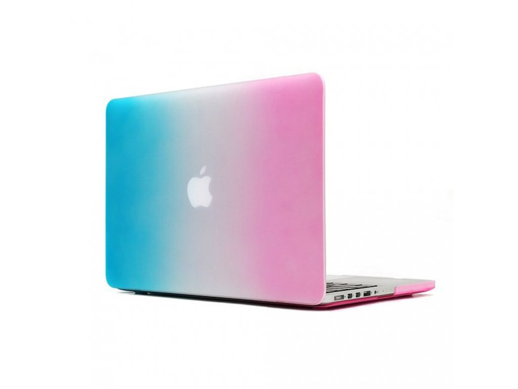 polykarbon tov pouzdro kryt na macbook air 13 rainbow. Black Bedroom Furniture Sets. Home Design Ideas