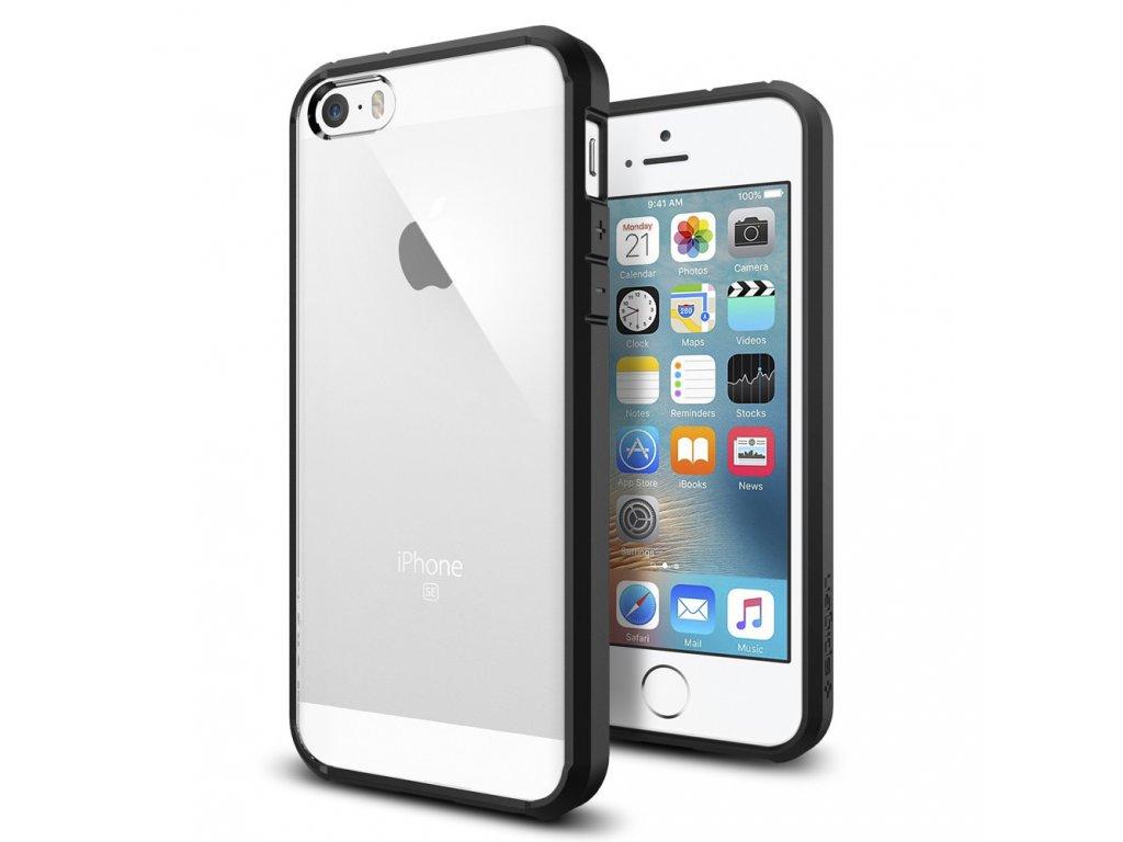 Pouzdro   kryt pro Apple iPhone 5   5S   SE - Spigen ed2fc2b76ff