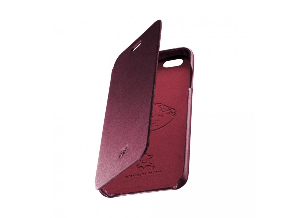 Pouzdro / kryt pro Apple iPhone 6 / 6S - CellularLine, SUITE Red