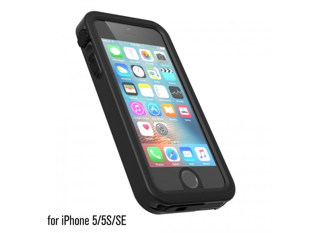 ... Waterproof Voděodolné pouzdro   kryt pro Apple iPhone 5   5S   SE -  Catalyst efb904b5fc7