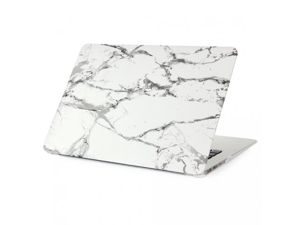 Ochranný kryt na MacBook Air 13 (2010-2017) - Marble White