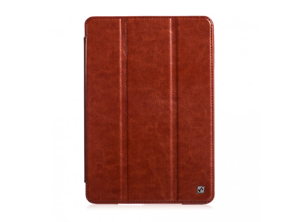 Pouzdro / kryt pro Apple iPad 2 / 3 / 4 - Hoco, Crystal Brown - ROZBALENO