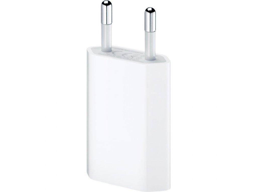 Originální napájecí adaptér - Apple, 5W USB