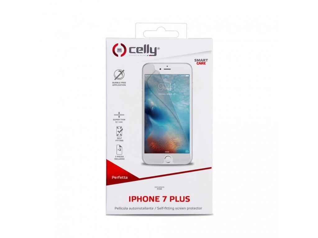 Ochranná fólie pro Apple iPhone 6 PLUS / 6S PLUS / 7 PLUS / 8 PLUS - CELLY, (2ks)