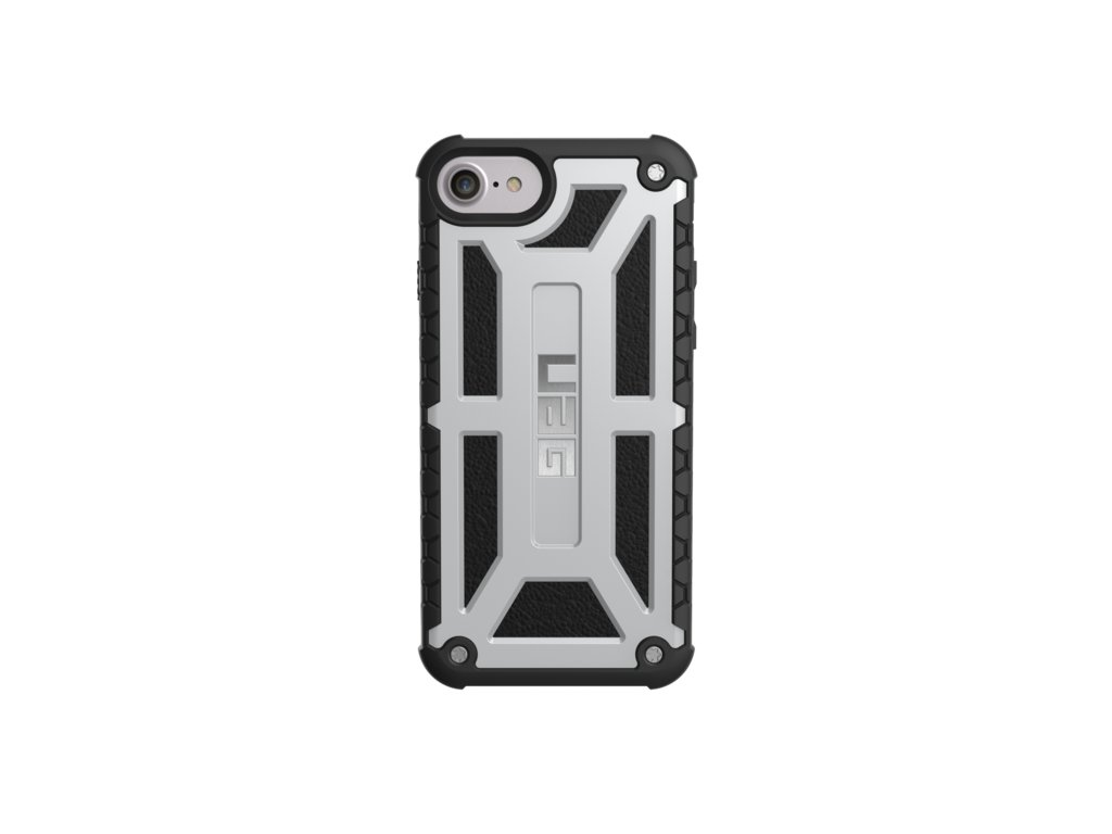 Pouzdro / kryt pro Apple iPhone 8 / 7 / 6s / 6 - UAG, Monarch Premium Line Platinum