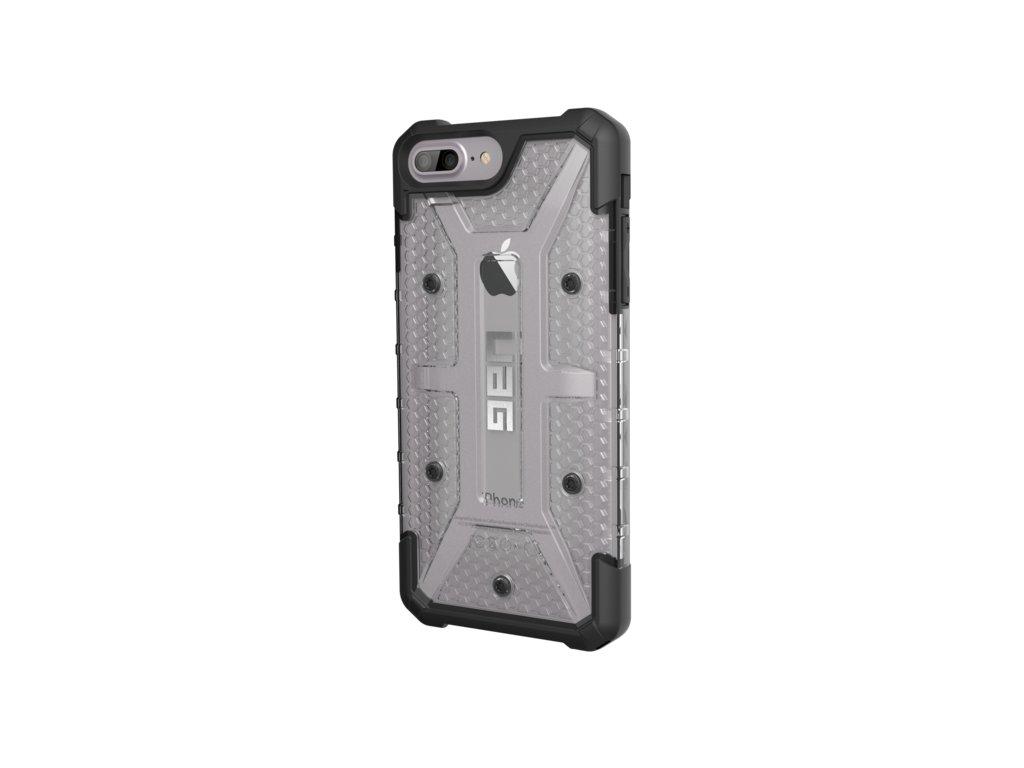 Pouzdro / kryt pro Apple iPhone 8 PLUS / 7 PLUS / 6S PLUS / 6 PLUS - UAG, Plasma Ice Clear