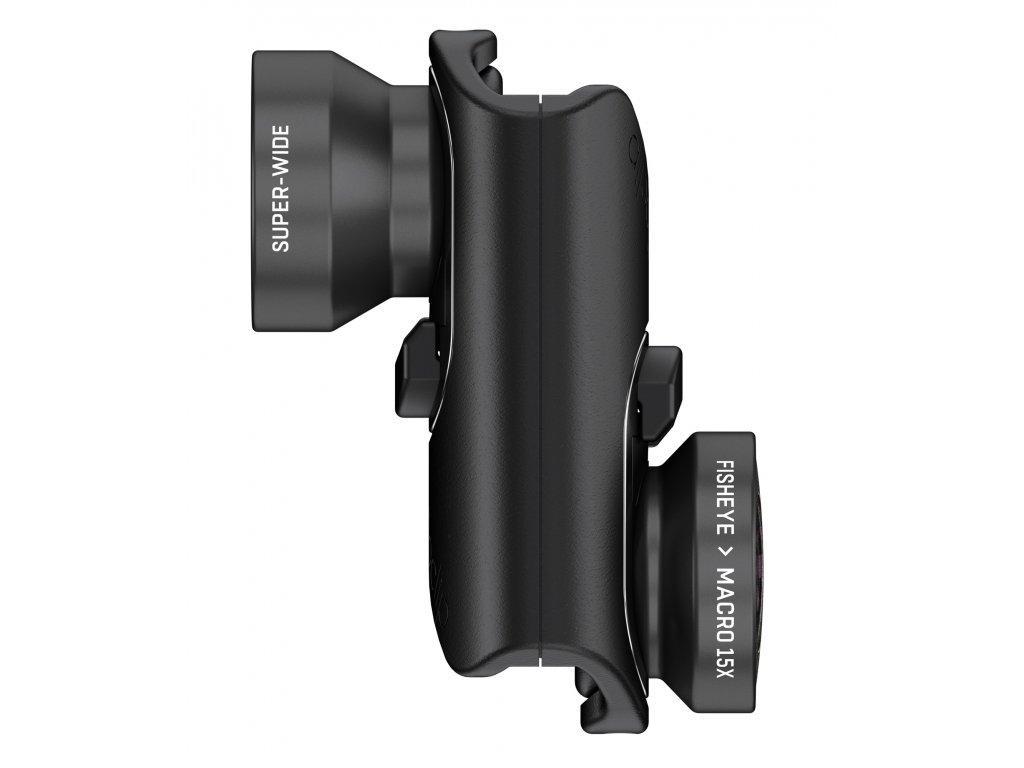 Objektiv pro iPhone 7/8/7plus/8plus  - OlloClip, Core Lens