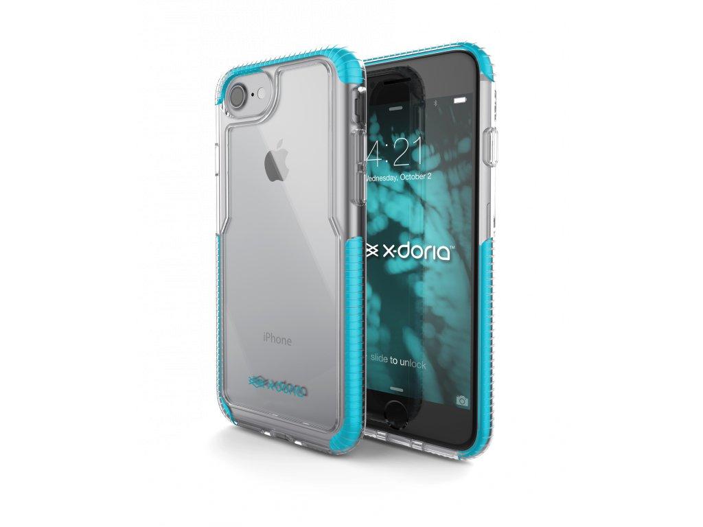 Pouzdro / kryt pro Apple iPhone 7 / 8 - X-DORIA, IMPACT PRO TEAL