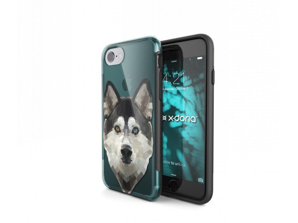 Pouzdro / kryt pro Apple iPhone 7 / 8 - X-DORIA, REVEL HUSKY