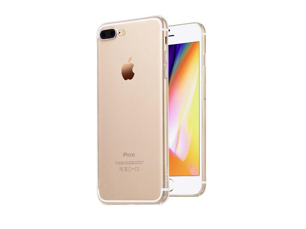Ultratenký kryt pro iPhone 7 PLUS / 8 PLUS - Hoco, Light Transparent