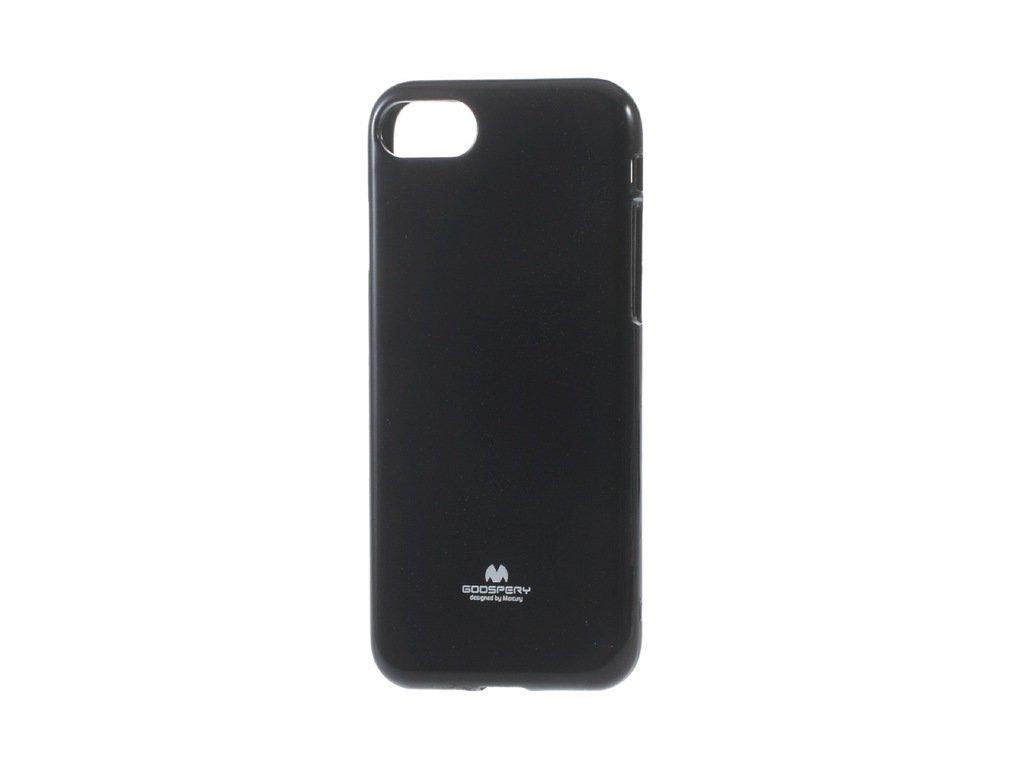Pouzdro / kryt pro Apple iPhone 7 / 8 / SE (2020) - Mercury, Jelly Case Black