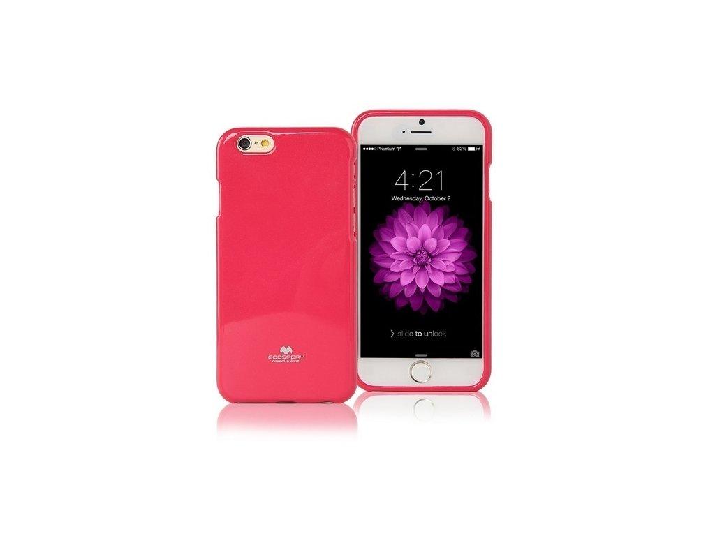Pouzdro / kryt pro Apple iPhone 7 / 8 / SE (2020) - Mercury, Jelly Case Hot Pink