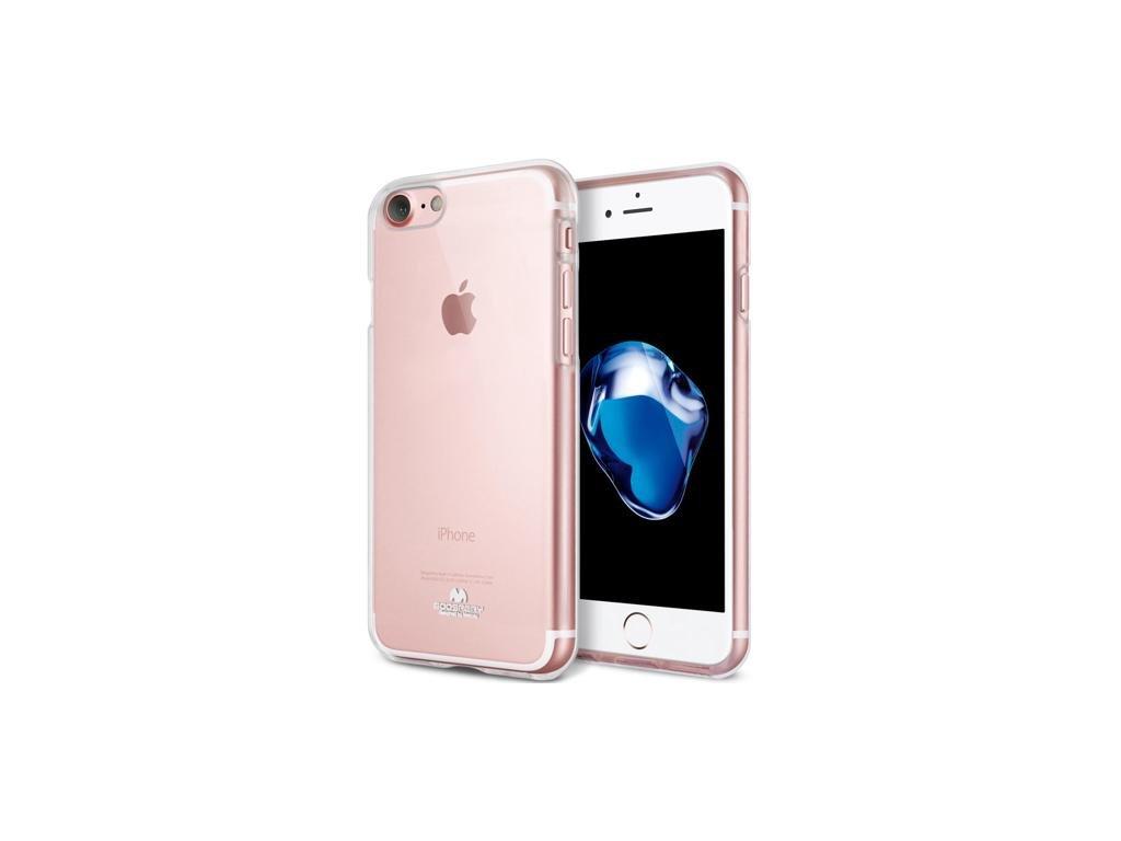 Pouzdro / kryt pro iPhone 7 / 8 - Mercury, Jelly Transparent