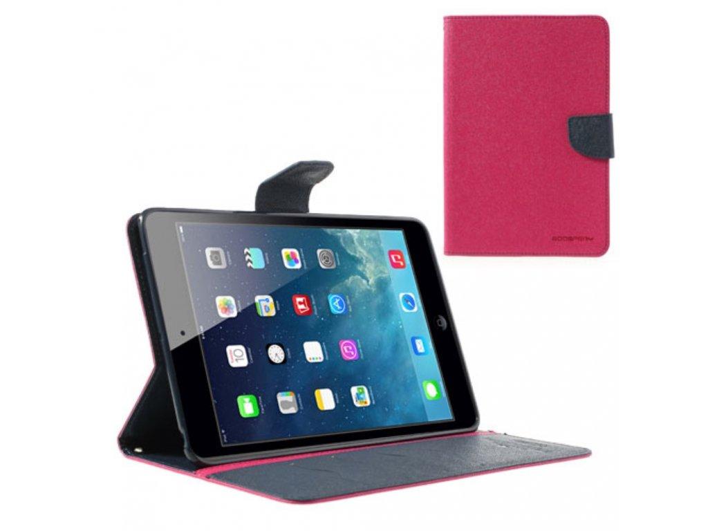 Pouzdro / kryt pro Apple iPad mini 1 / 2 / 3 - Mercury, Fancy Diary Hotpink/Navy