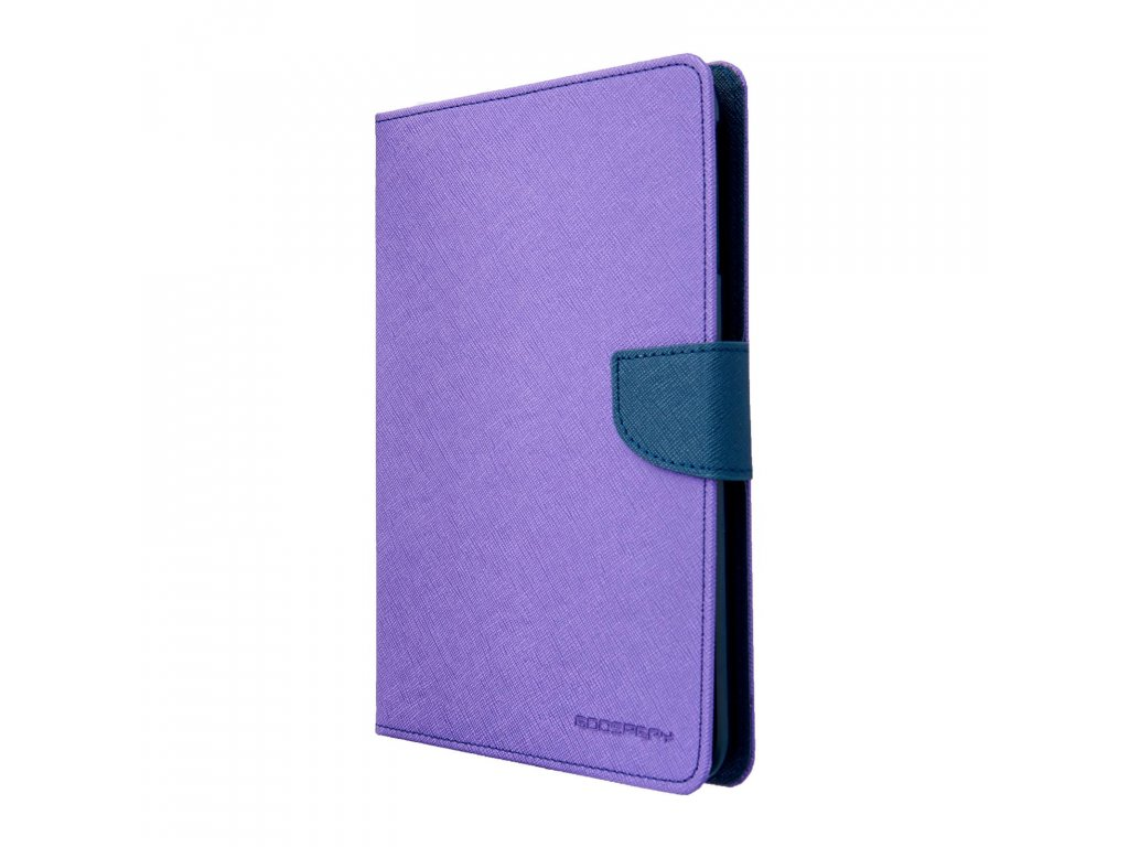 Pouzdro / kryt pro Apple iPad mini 1 / 2 / 3 - Mercury, Fancy Diary Purple/Navy