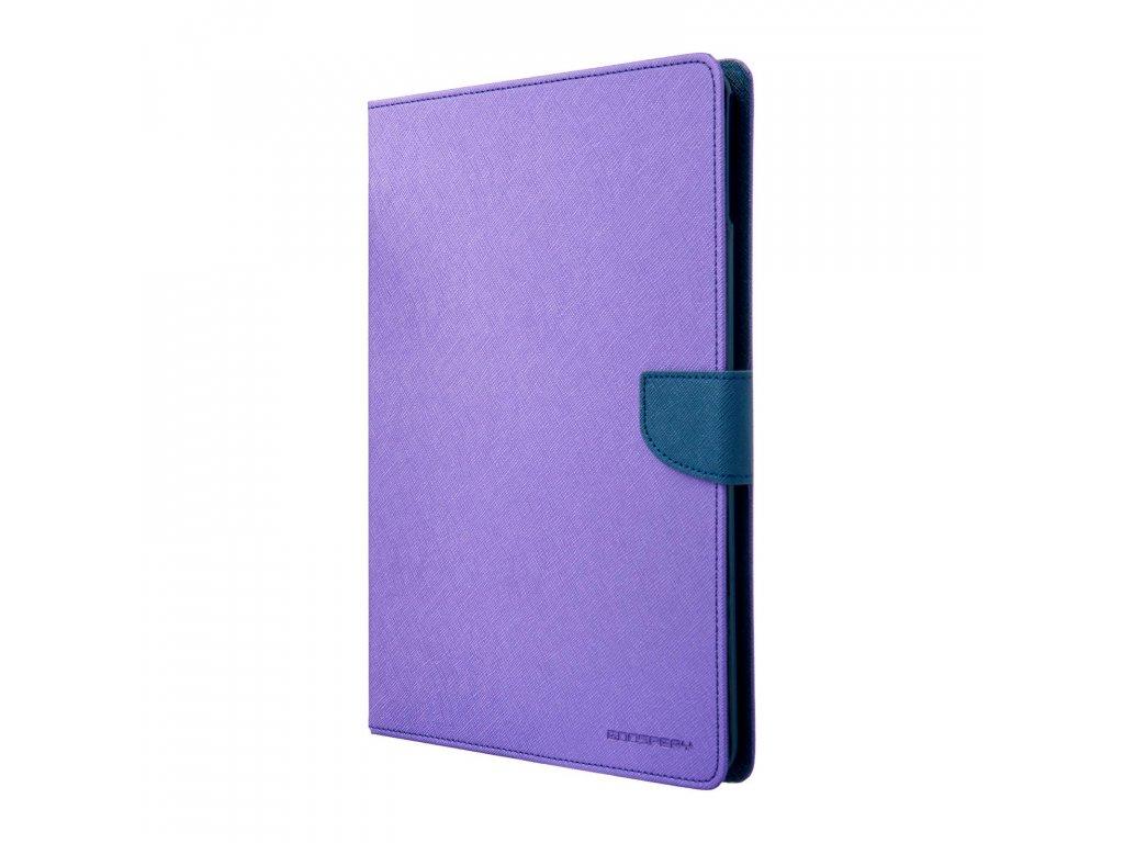 Pouzdro / kryt pro Apple iPad Air 2 - Mercury, Fancy Diary Purple/Navy