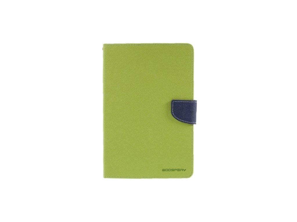 Pouzdro / kryt pro iPad Pro 9.7 (2016) - Mercury, Fancy Diary Lime/Navy