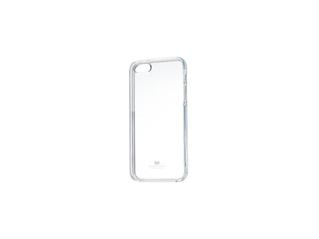 Pouzdro / kryt pro Apple iPhone 6 / 6S - Mercury, Jelly Transparent