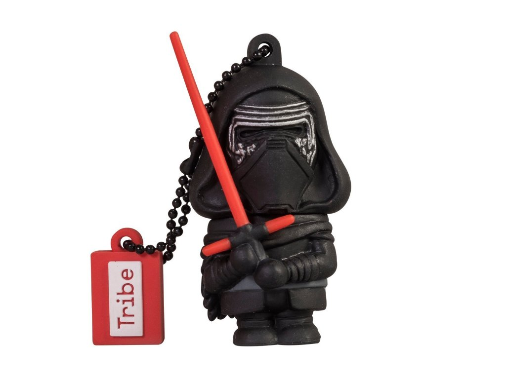 Usb Flash Disk 16gb Tribe Star Wars Kylo Ren Flashdisk Sony Fd030503