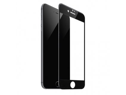Ochranné tvrzené sklo pro iPhone 7 / 8 / SE (2020) - HOCO, A1 Shatterproof 3D Black