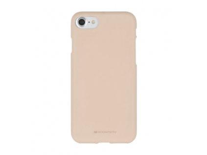 Ochranný kryt pro iPhone 6 / 6S - Mercury, Soft Feeling Pink Sand