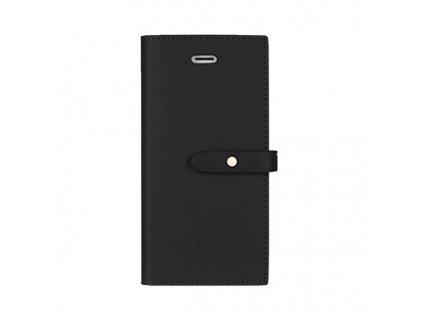 Pouzdro / kryt pro iPhone 6 / 6S - Mercury, Romance Diary BLACK/BLACK