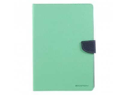 Pouzdro pro iPad Pro 10.5 / Air 3 - Mercury, Fancy Diary MINT/NAVY