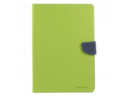 Pouzdro pro iPad Pro 10.5 / Air 3 - Mercury, Fancy Diary LIME/NAVY