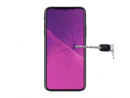 Ochranné tvrzené sklo pro iPhone X / XS / 11 Pro - Mercury, Premium Glass