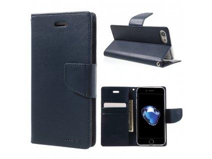 Pouzdro / kryt pro iPhone 7 / 8 / SE (2020) - Mercury, Bravo Diary NAVI