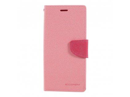 Pouzdro / kryt pro Samsung Galaxy Note 8 - Mercury, Fancy Diary PINK/HOTPINK
