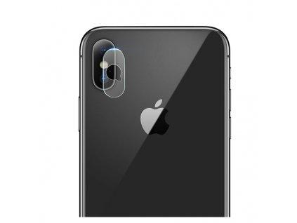Sada ochranných fólií na čočku zadní kamery iPhone XS MAX / XS / X - Hoco, Lens Glass 2ks