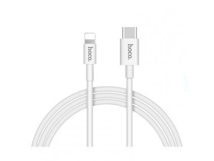 Rychlý datový kabel USB-C/Lightning - HOCO, X15 White