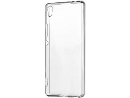 Pouzdro / kryt pro SONY XPERIA XA1 G3121 - Mercury, Jelly Transparent