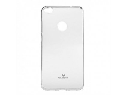 Pouzdro / kryt pro HONOR 8 - Mercury, Jelly Transparent