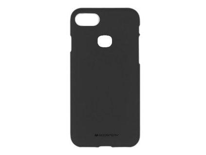 Pouzdro / kryt pro Huawei P10 LITE - Mercury, Soft Feeling Black