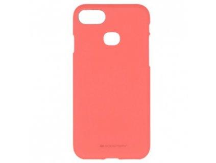 Pouzdro / kryt pro Huawei P10 LITE - Mercury, Soft Feeling Pink