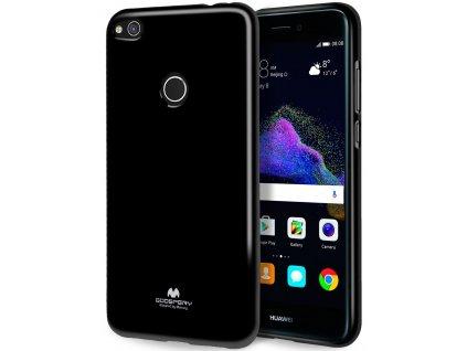 Pouzdro / kryt pro Huawei P8 LITE / P9 LITE (2017) - Mercury, Jelly Black