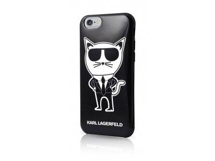 Ochranný kryt pro iPhone 6 / 6S - Karl Lagerfeld, K-Team Cat