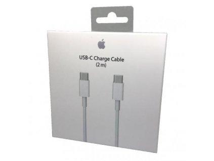 Originální kabel - Apple, USB-C/USB-C 200cm