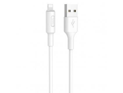 Kabel USB-A/Lightning pro iPhone a iPad - Hoco, X25 Soarer White