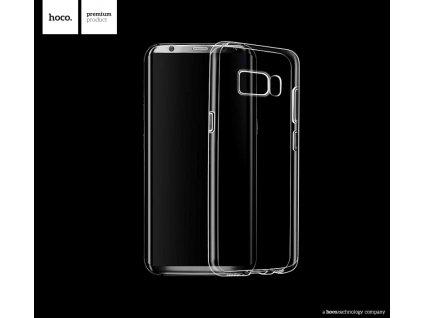 Ochranný kryt pro Samsung Galaxy S8 - Hoco, Light Transparent