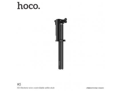 Selfie tyč pro iPhone - Hoco, K5 Neoteric
