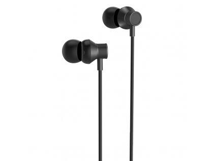 Sportovní bezdrátová sluchátka pro iPhone a iPad - Hoco, ES13 Exquisite Black