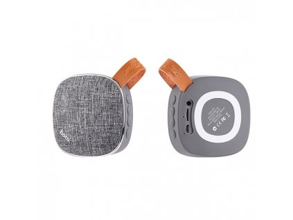 Bluetooth reproduktor pro iPhone a iPad - Hoco, BS9 LightTextile