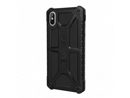 Ochranný kryt pro iPhone XS MAX - UAG, Monarch Black Matte
