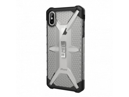 Ochranný kryt pro iPhone XS MAX - UAG, Plasma Ice Clear