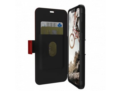 Ochranný kryt pro iPhone XS MAX - UAG, Metropolis Red