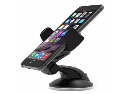 Univerzální držák do auta pro Apple iPhone 4 / 4S / 5 / 5S / 6 / 6S / SE / 7 / 8 / X / XS / XR / 11 / 11 Pro / SE (2020) - iOttie, Easy Flex 3