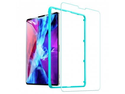 Ochranné tvrzené sklo pro iPad Pro 12.9 (2018/2020) - ESR, Tempered Glass (s aplikátorem)